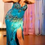 Blue Hanan Dress