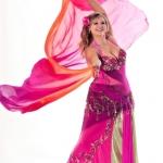 Pink Hanan Dress