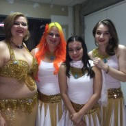 Geektastic Belly Dance Show Student Performance